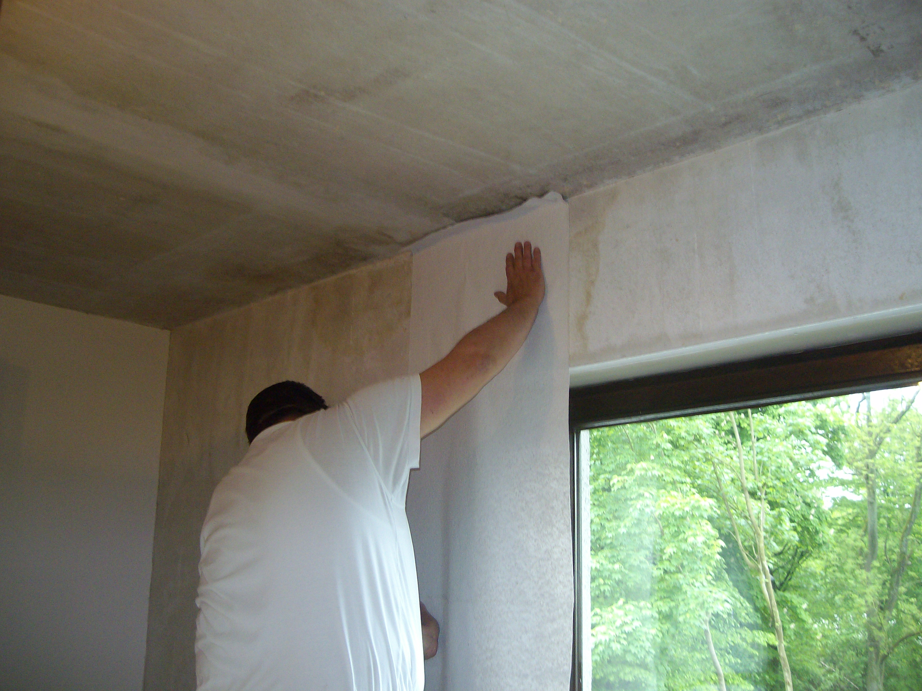 Maler Rger In Saarbrcken Dudweiler Wohnzimmer Tapezieren
